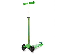 Maxi Micro Deluxe - Green - sklep rowerowy - 3gravity.pl