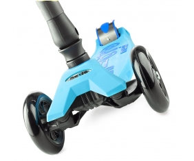 Maxi Micro Deluxe Foldable - Bright Blue - sklep rowerowy - 3gravity.pl