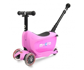 Micro - Mini2go Deluxe Plus - Pink