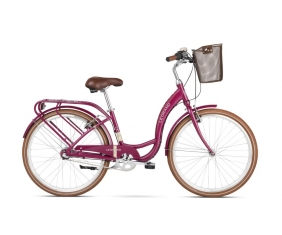 Le Grand - Lille 3 Pink Glossy - sklep rowerowy - 3gravity.pl