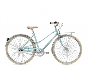 "CREME CAFERACER LADY SOLO TURQUOISE 7S 28"" - sklep rowerowy - 3gravity.pl"